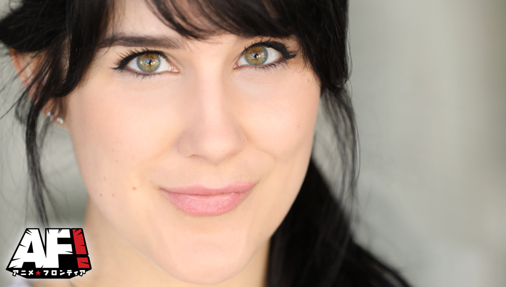 Voice Actor Arryn Zech At Anime Frontier Fort Worth Texas Convention