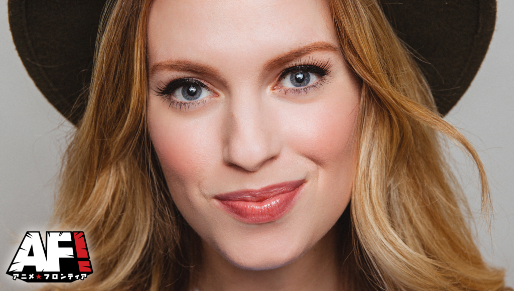 Voice Actor Barbara Dunkelman At Anime Frontier Fort Worth Texas Convention
