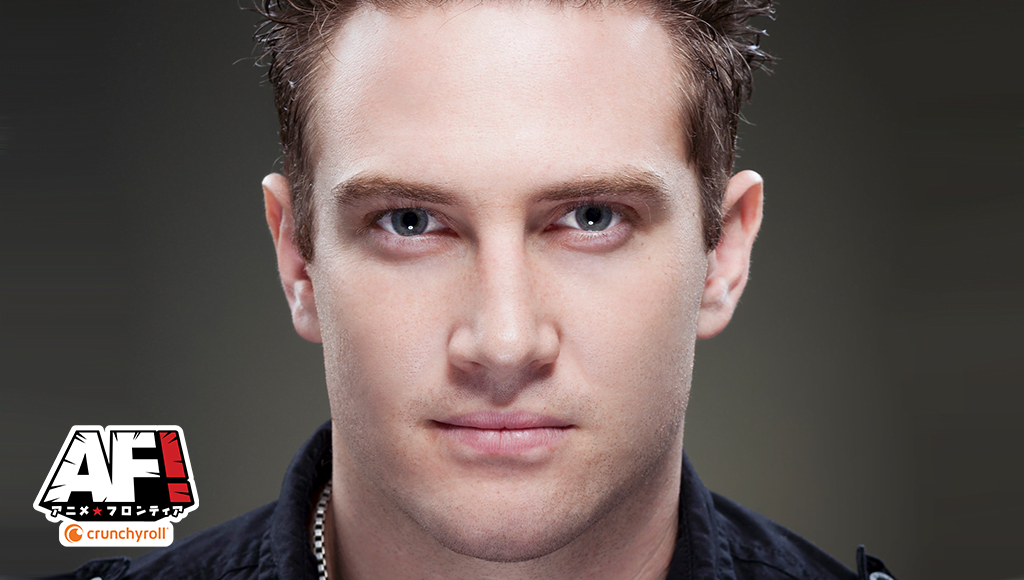 Voice Actor Bryce Papenbrook At Anime Frontier Fort Worth Texas Convention