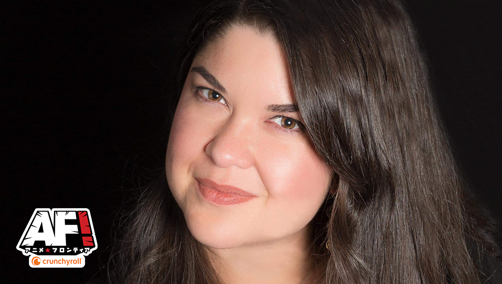 Voice Actress Colleen Clinkenbeard Anime Frontier Fort Worth, Texas Anime Convention